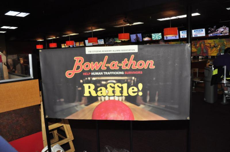 Bowl-a-thon Raffle